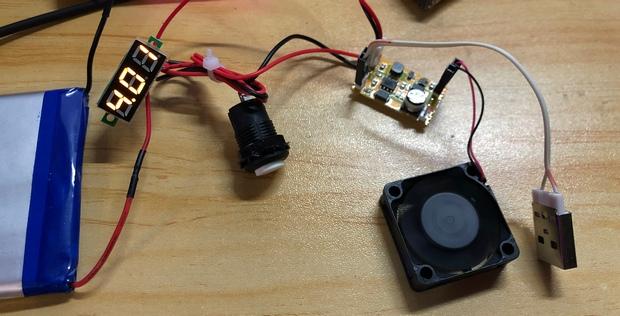 AAA 定做摇杆2 无线版本 测试供电部分 电压监视2.JPG